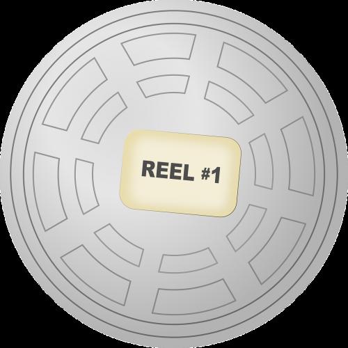 film reel canister film