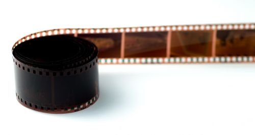 filmstrip photo film