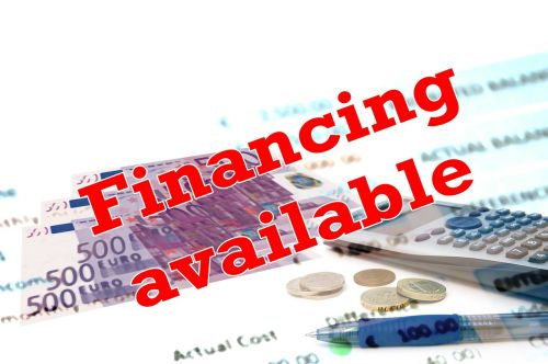 financing rates financial purchase