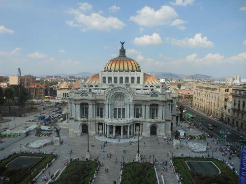 fine arts palace mexico