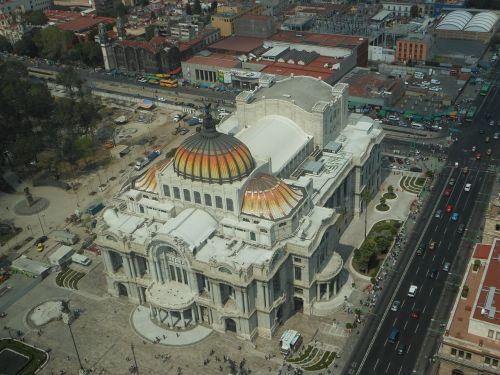 fine arts mexico palace