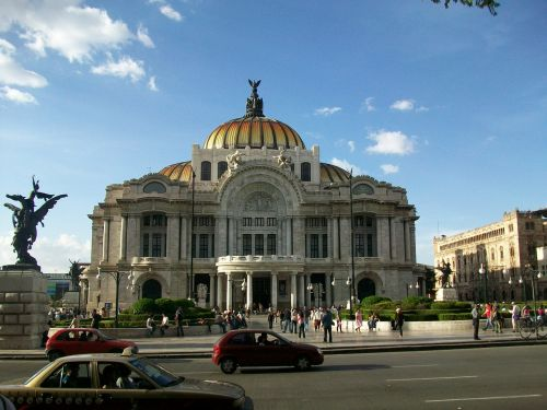 fine arts mexico mexico city