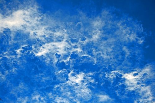 Finely Textured Cloud