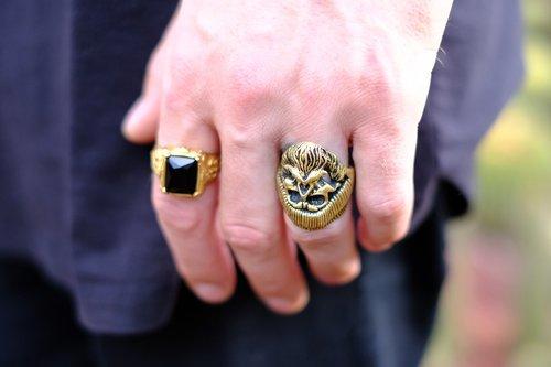 finger ring  ring  hand