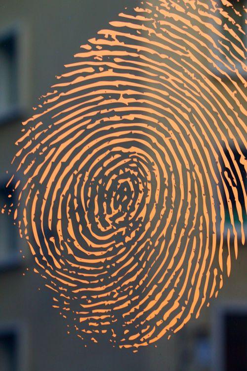 fingerprint home house facade