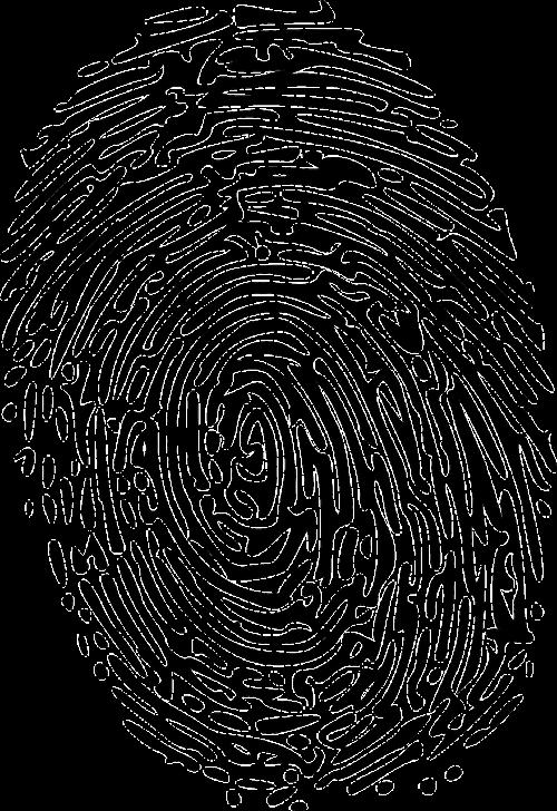 fingerprint touch crime