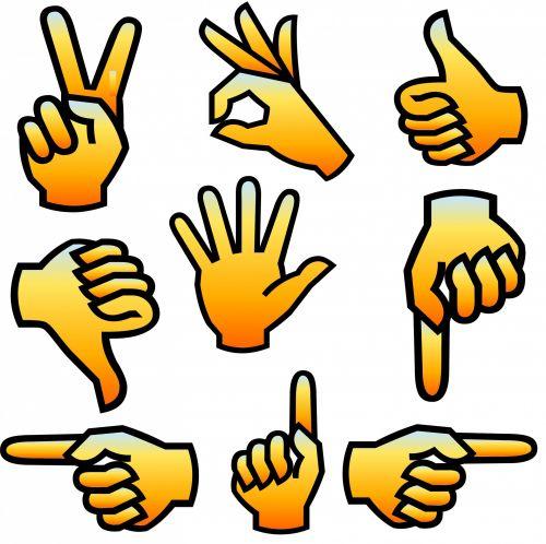 Fingers Gesture