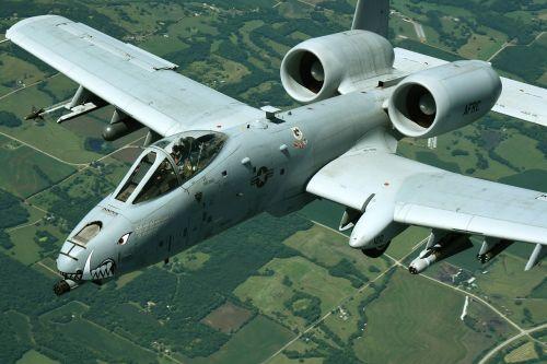 fini-flight a-10 warthog