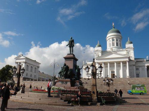 finland helsinki area