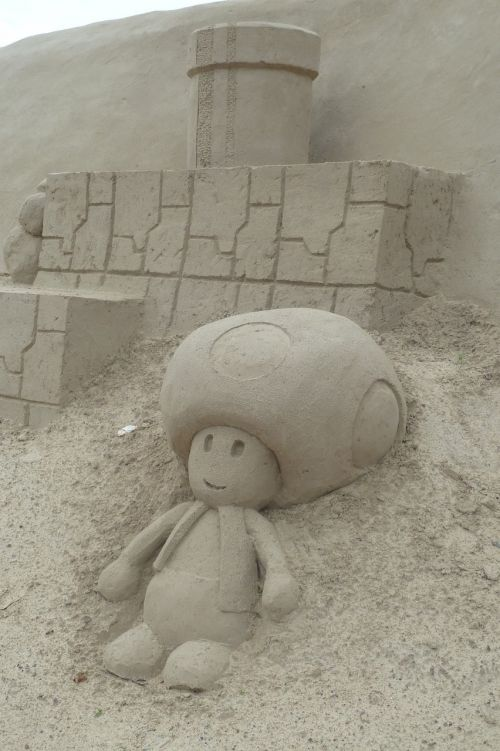 finland,smėlio festivalis,mario