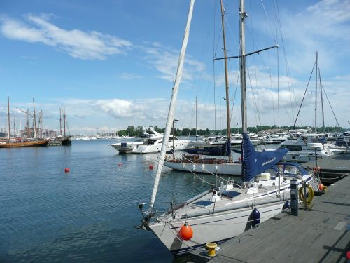 finland helsinki port