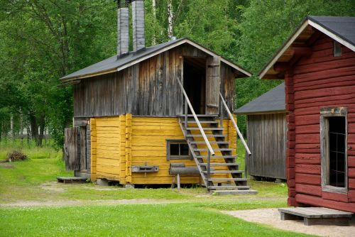 finland chalets homes
