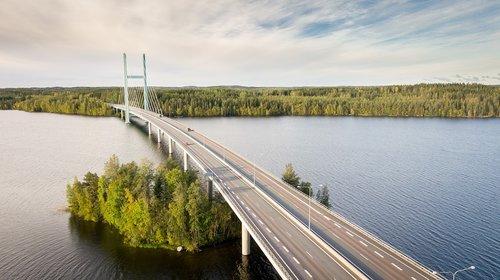 finnish  bridge  star of the cape