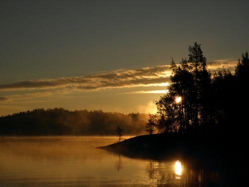 finnish savonlinna saimaa