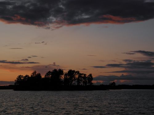 finnish august nature photo