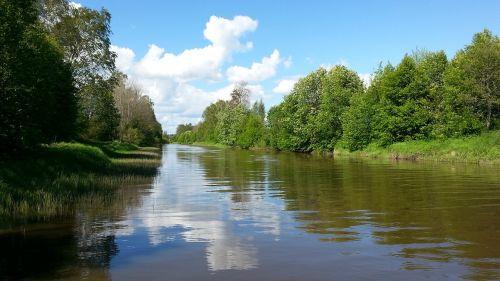 finnish vantaa river