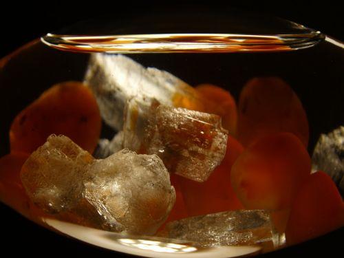 fiole quartz gems