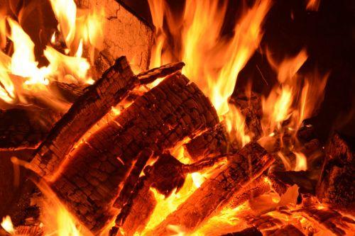 fire light flame