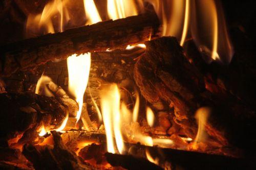 fire fireplace firebox