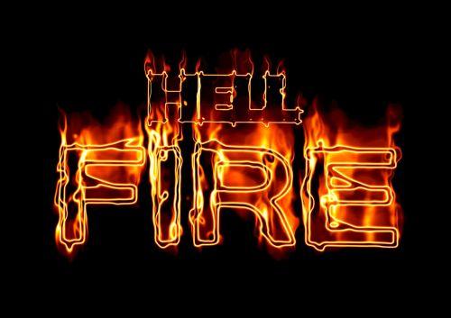 fire font hell