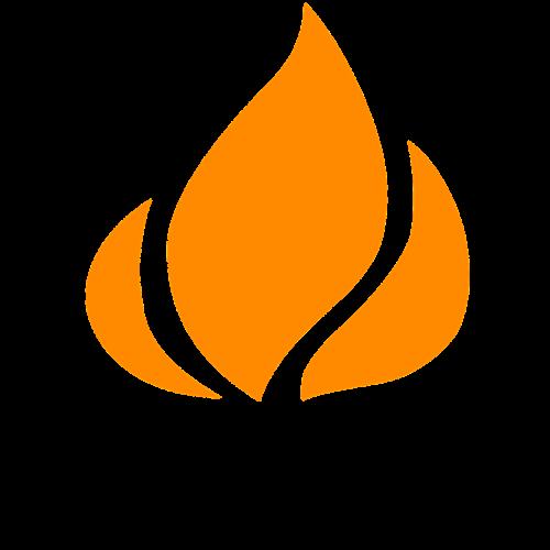 fire icon make fire