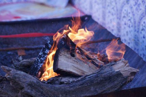 fire ventorrillo barbecue
