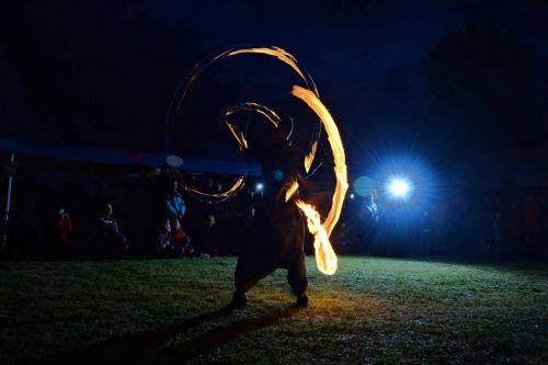 fire fun celebration