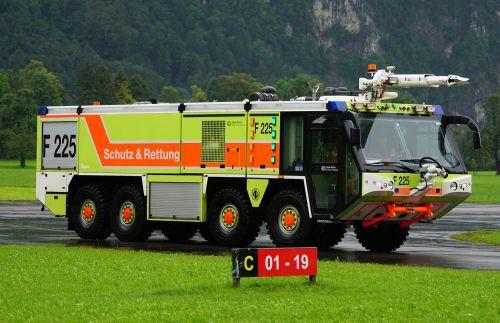 fire tank fire truck tlf