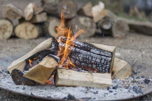 fire campfire burn