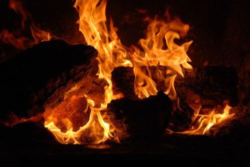 fire hot warm