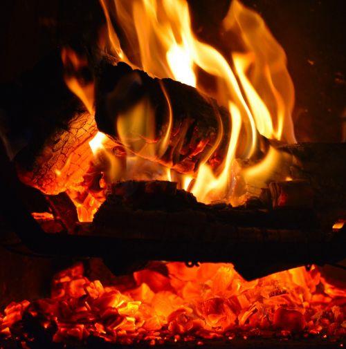 fire lena flames
