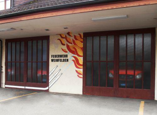 fire depot gates