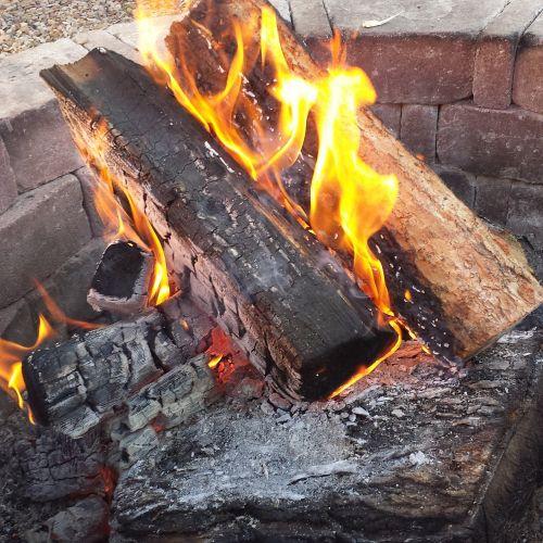 fire burn flame