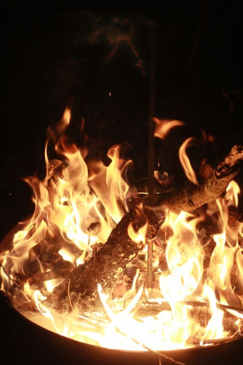 fire flame blaze
