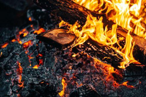 fire an outbreak of hot