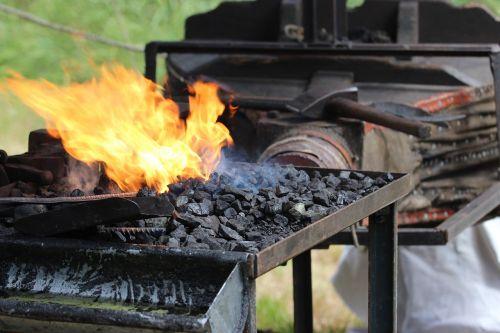 fire embers heat