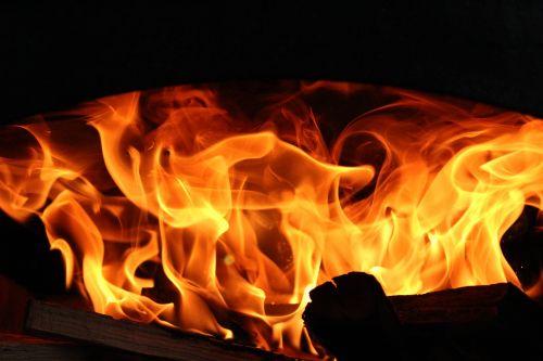 fire heiss fireplace