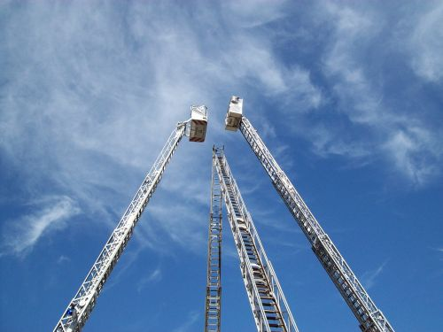 fire turntable ladders ladders