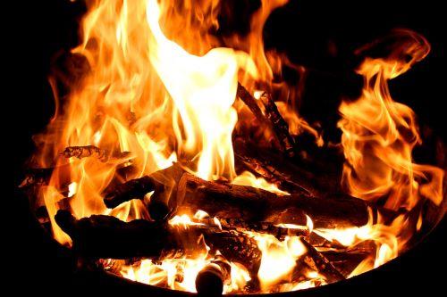 fire flames embers