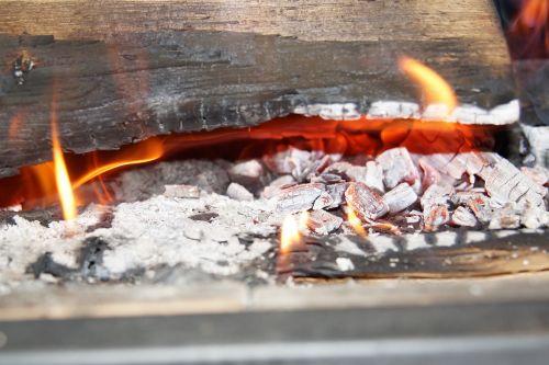 fire embers flame