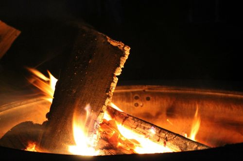 fire pit flame