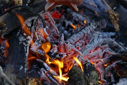 fire embers heiss