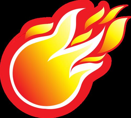 fire fireball explosion