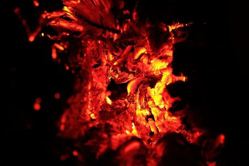 fire hell wood