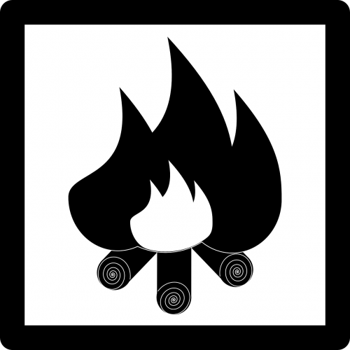 fire burn hot