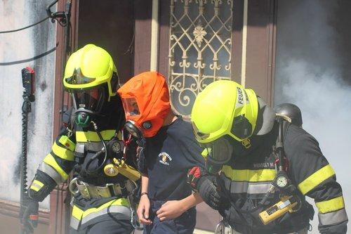 fire  rescue  burn