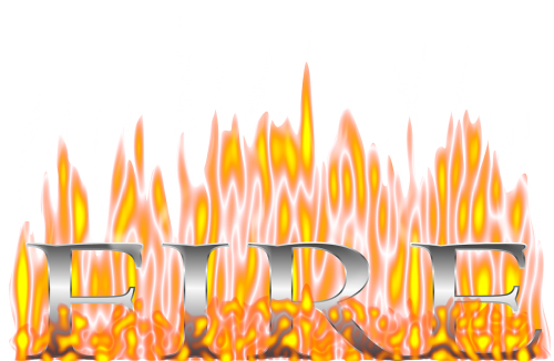 fire flames hottest