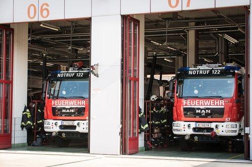 fire  guard  vehicles