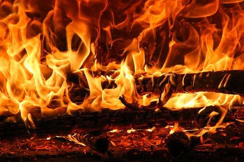 fire  flame  burn