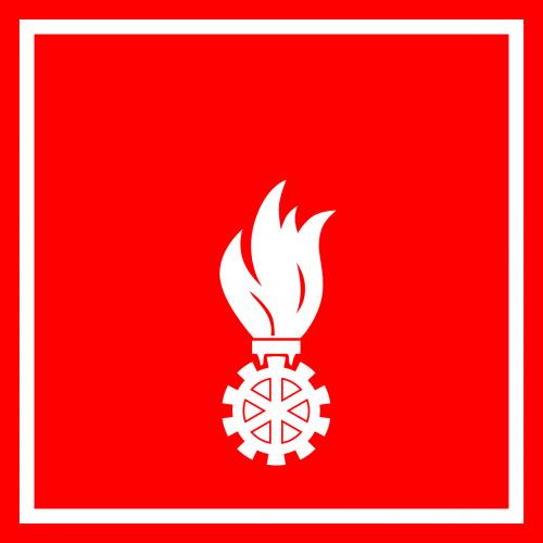 fire cog wheel cog